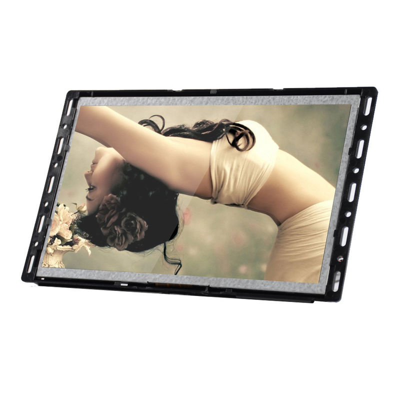 7 Inch Full HD LCD Screen 720 X 480p Video Display 12ms Response Time