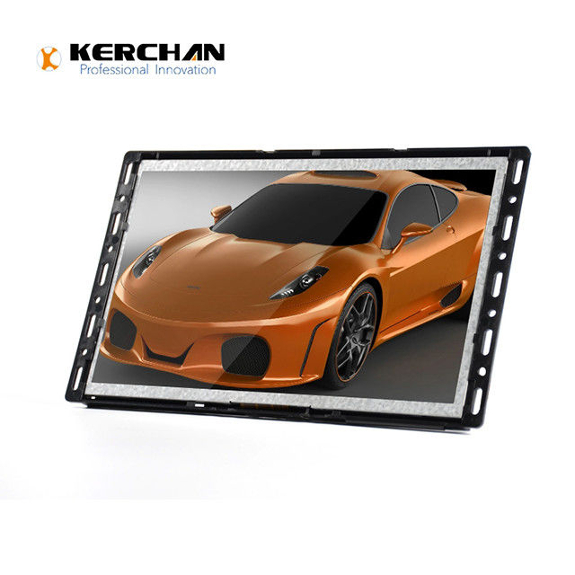 Commercial 10 Inch LCD Advertising Player With Low Power Consumption